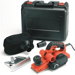 Black-Decker KW750K 750Watt Planya